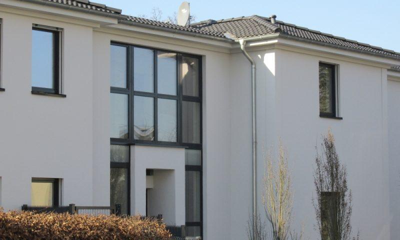 Neubau von vier Eigentumswohnungen